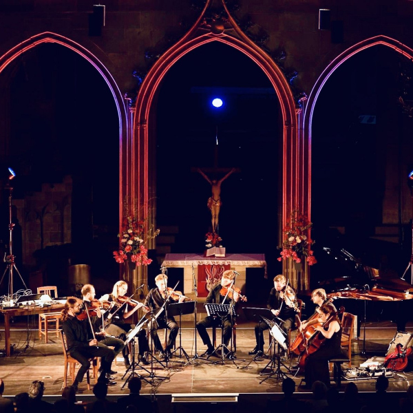 Chamber Music @PODIUM Esslingen ©PODIUM