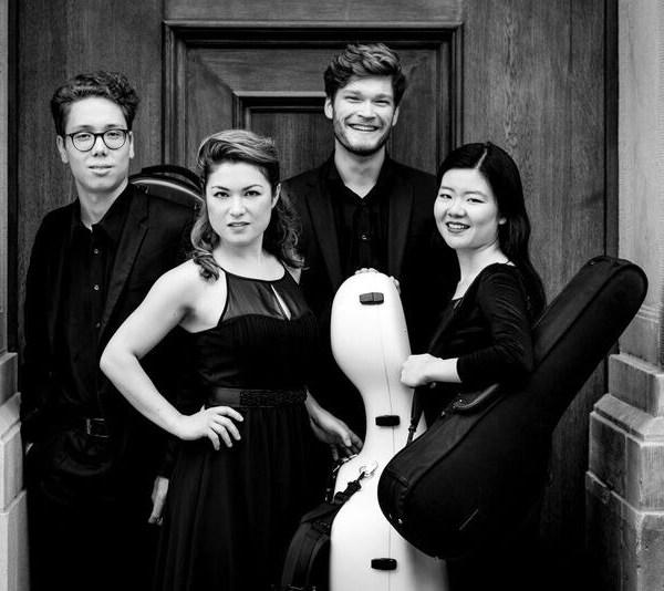 Dvorak String Quartet @Peter Adamik