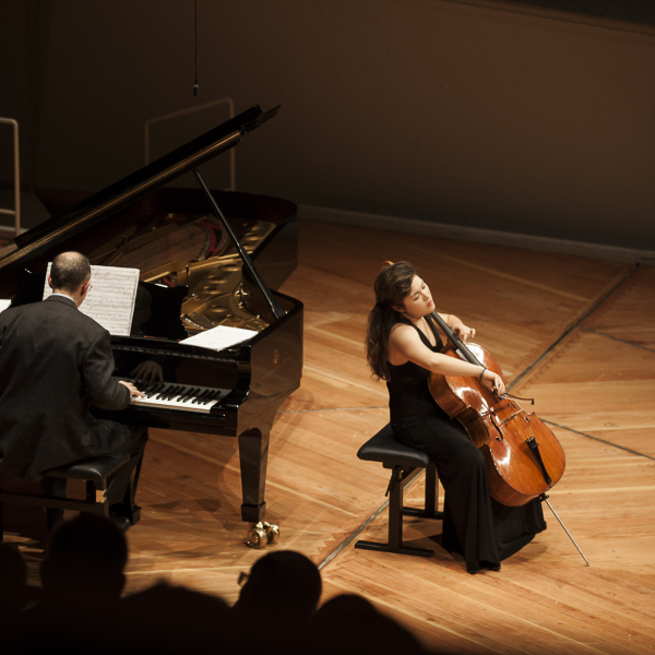 Grand Prix Emanuel Feuermann @Philharmonie Berlin with Jascha Nemtsov