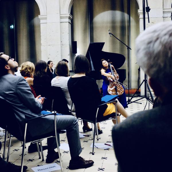 Performance @Mercator Colleg - Studienstiftung des deutschen Volkes