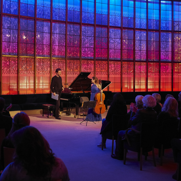 Recital with Benjamin Moser © Staatskapelle Berlin