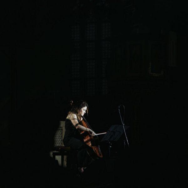 Solo Performance PODIUM Festival Esslingen ©PODIUM
